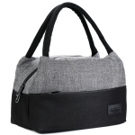 AmHoo Insulated Lunch Bag for Women Reusable Lunch Tote Cooler B